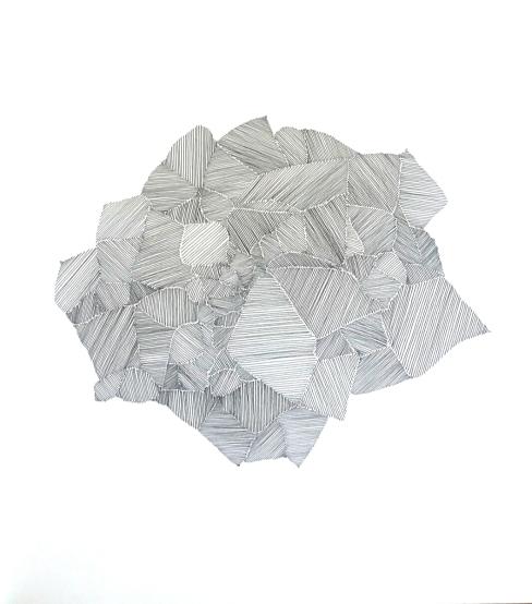 Mosaique - 2016 - 18x24cm