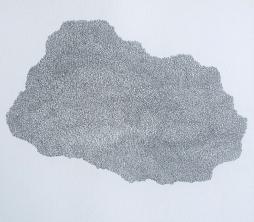 Kuraudo (nuage) - 2017 - 30x40cm