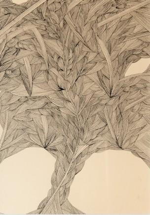 L'arbre - 2016 - 30x40cm