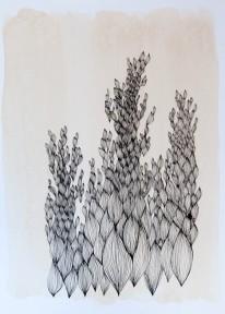 Papyrus n°2 - 2016 - 40x52cm
