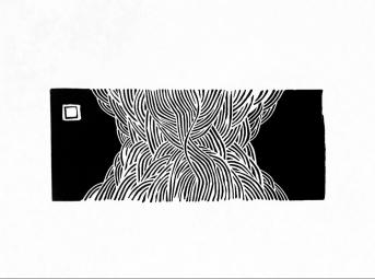 Uru (laine) - 2016 - 20x30cm